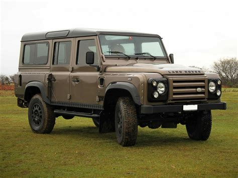 Wildcat Land Rover Defender Comes With A Corvette Engine