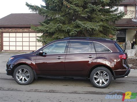 2010 Acura Mdx Review by 2010 Acura Mdx Elite Review Editor S Review Car News