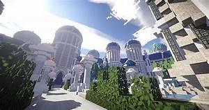 Castellum Romanorum Fantasy Roman Spawn Hub Minecraft