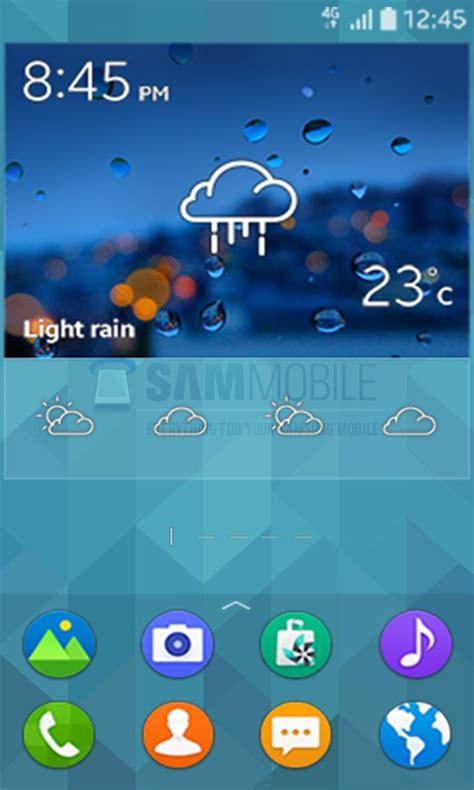 samsung s tizen based kiran smartphone leaks has touchwiz like ui