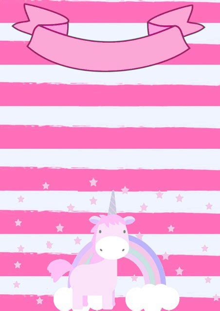 printable unicorn baby shower invitation