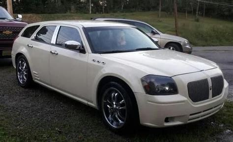 sell   dodge magnum se  gas saver  engine