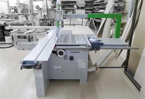 felder   sliding table  coast machinery group