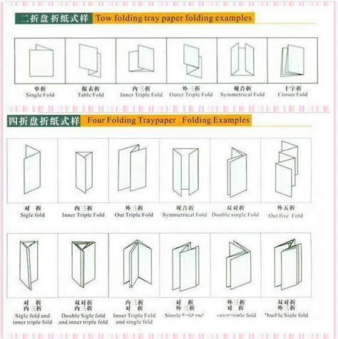 A3 Size Folding Types Jt Ze 8b 4 High Quality Automatic A3 Paper Folding