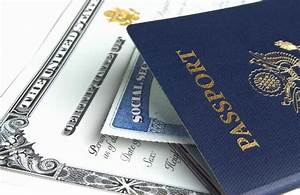 Supporting documents for passport faq for What documents for us passport