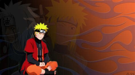 Naruto- Surpassing the predocessors Wallpaper HD by Finlux