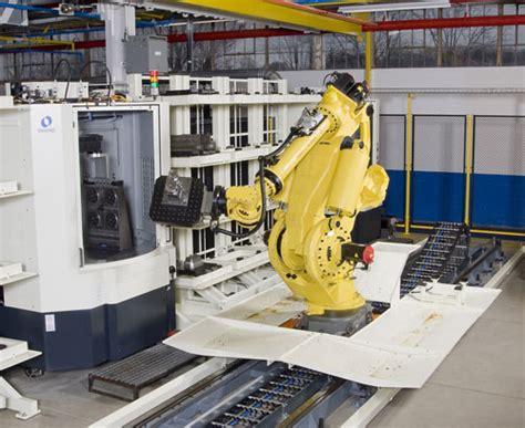 Flexible Manufacturing System Brings Efficiency to ...