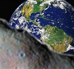 Killer Asteroid Apophis - Pics about space