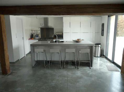 béton ciré cuisine leroy merlin beton cire plan de travail leroy merlin maison design bahbe com