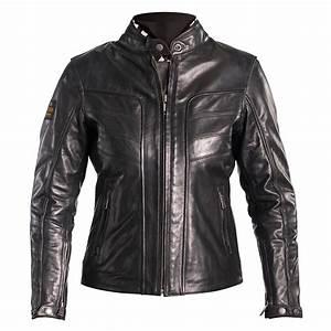 Blouson Moto Vintage Femme : blouson helstons sarah cuir noir blouson moto femme ~ Melissatoandfro.com Idées de Décoration