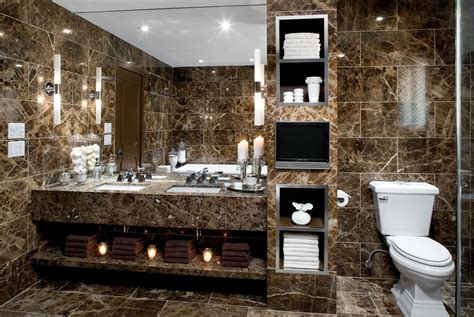 How To Create A Fivestar Bathroom In Your Own Home