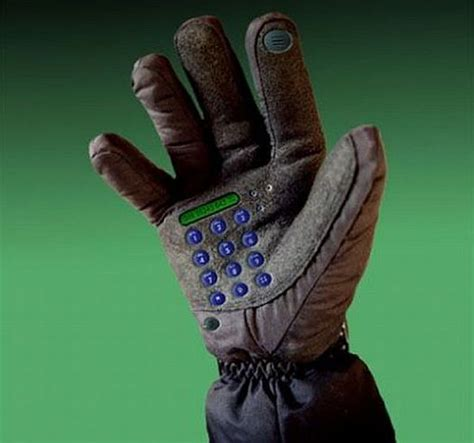 glove phone glove phone takes to the cleaners