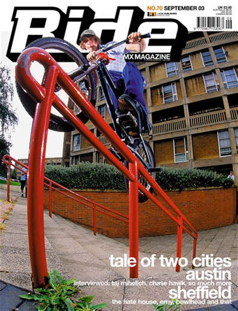 icle cycle lights ride bmx uk magazine 2002 2003 23mag bmx