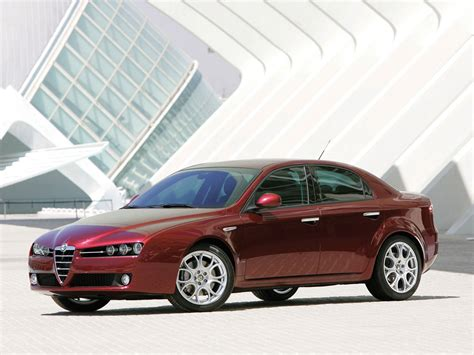 Alfa Romeo 159 Usa by 2005 Alfa Romeo 159 Pictures Information And Specs