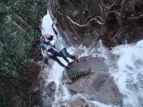 air terjun  tingkat komunitas pecinta alam indonesia