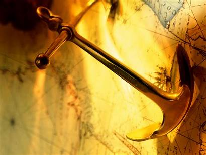 Anchor Wallpapers Brass Map Fox Cain