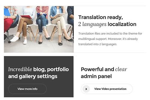 download ronneby wordpress theme free