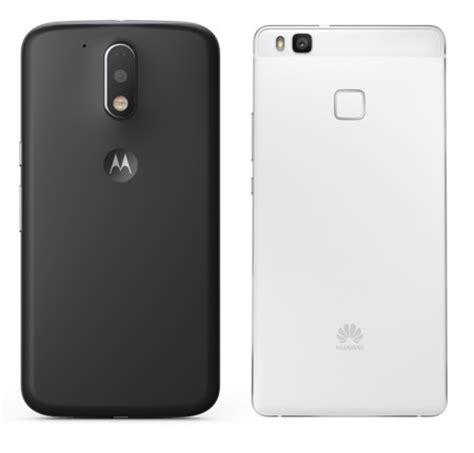 huawei p9 lite y moto g4 plus dos smartphones que compiten casi en todo