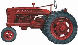 Farmall M  Mv  Md  Mdv Service Manual Gss