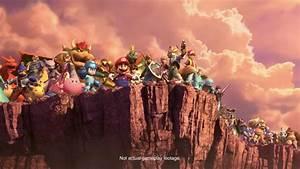 Nintendo Details Smash Bros Ultimate39s World Of Light