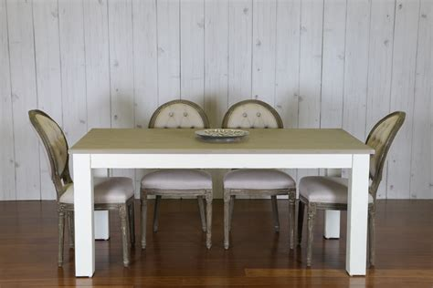 farm dining room table designer wood furniture brisbane