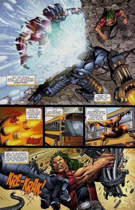 Iron Man (Vol. 4) #13 [in Comics & Books] @ SpiderFan.org