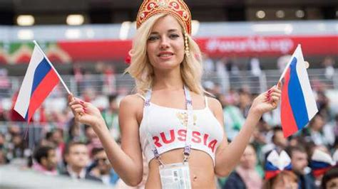 Russian World Cup Face Turns Porn Star
