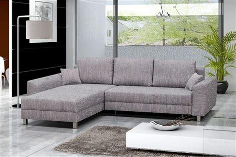 canapé d angle gris tissu canapé d 39 angle en tissu gris
