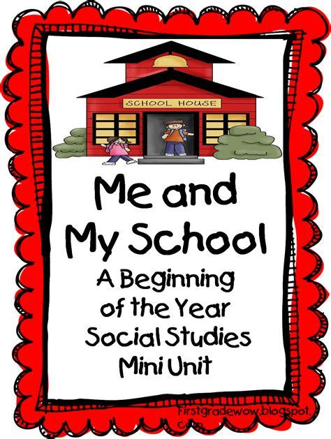 First Grade Wow Great Start
