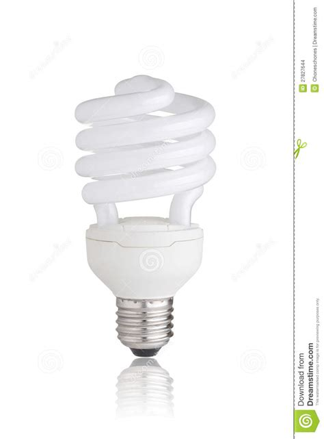 energy saving light bulb stock images image 27827644