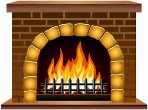 Fireplace, Mantel, Hearth, Clip, Art