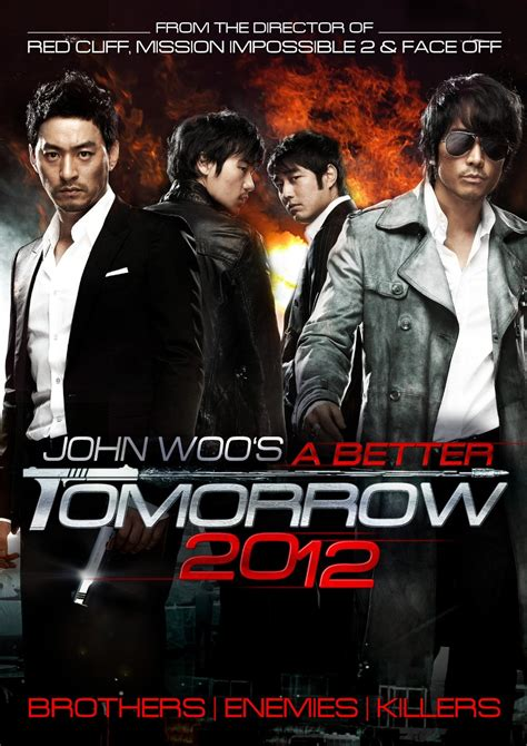 Twistedwing Review A Better Tomorrow 2012 (dvd