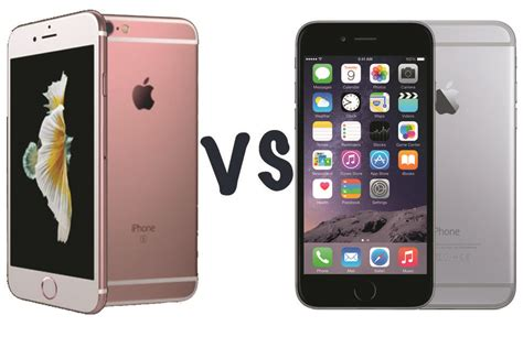 iphone plus 6s apple iphone 6s plus vs apple iphone 6 plus what s the