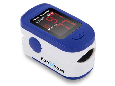 Zacurate 500BL Standard Series Fingertip Pulse Oximeter