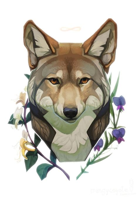 coyote tattoo ideas  pinterest fox tattoos