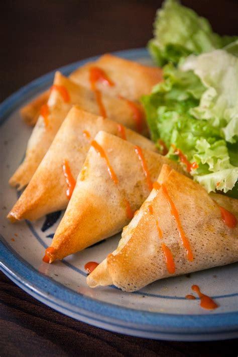 cuisine pour debutant samoussas courgette carotte pois végane cuisine végane