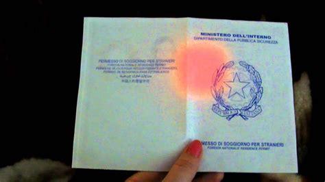 esito test italiano per carta di soggiorno permessi di soggiorno e esami di italiano falsi maxi