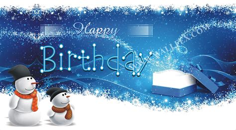 Winter Birthday Background birthday wishes hd wallpapers bee birthday wallpaper