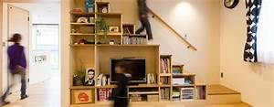 Raum Unter Treppe Nutzen : den platz unter der treppe clever nutzen 8 tolle ideen ~ Buech-reservation.com Haus und Dekorationen