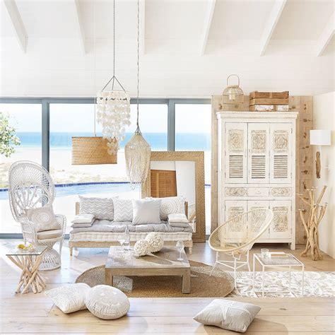 shopping pour une ambiance style maison de vacances