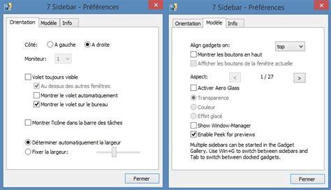 horloge bureau windows 7 retrouver les gadgets de windows 7 sous windows 10