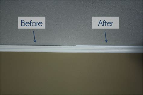 how to fix gap between ceiling and kitchen crown molding ceiling get it done inc