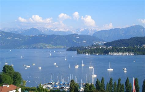 Hergiswil To Lucerne By Boat by Guided City Walk And Excursion Lake Lucerne