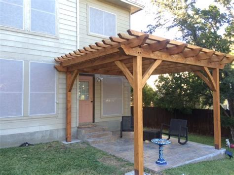 25 best ideas about free standing pergola on