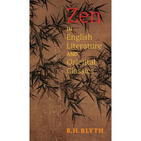 literature zen oriental classics hardcover english walmart