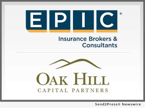 Oak Hill Capital Partners to Invest in EPIC Insurance ...