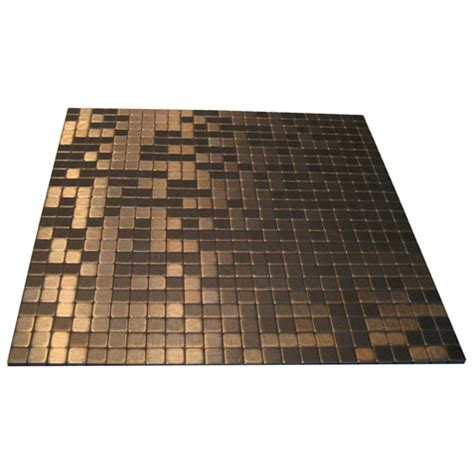 self adhesive metal tile mixed copper rona