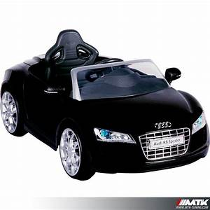 Audi R8 Enfant : voiture lectrique pour enfant audi r8 licence officielle ~ Melissatoandfro.com Idées de Décoration
