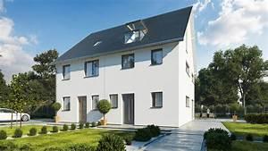 2 Familien Fertighaus : hausidee robinie klima h user ~ Michelbontemps.com Haus und Dekorationen