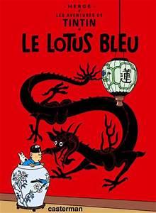 Le Lotus Bleu Levallois : tintin 5 le lotus bleu ~ Gottalentnigeria.com Avis de Voitures